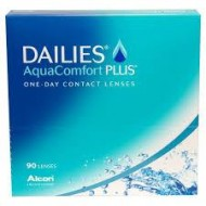 DAILIES AquaComfort Plus (90 шт)